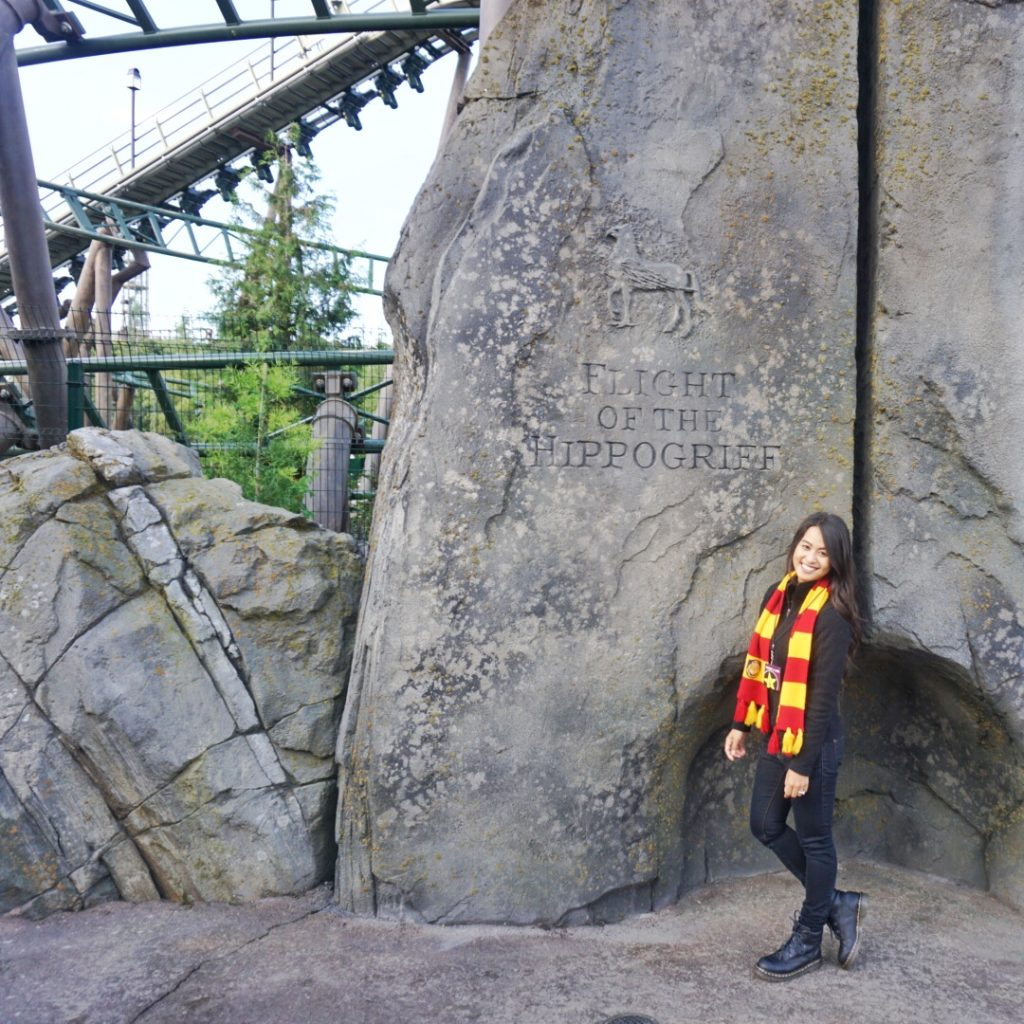 Wizarding World of Harry Potter: Flight of the Hippogriff