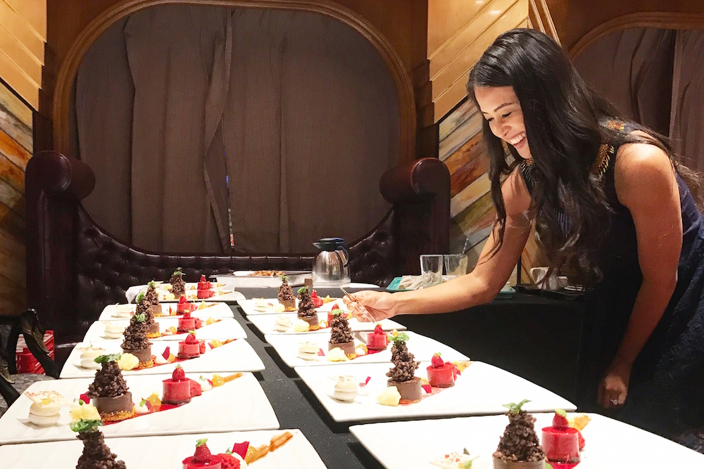 Carnival Cruise - Chefs Table