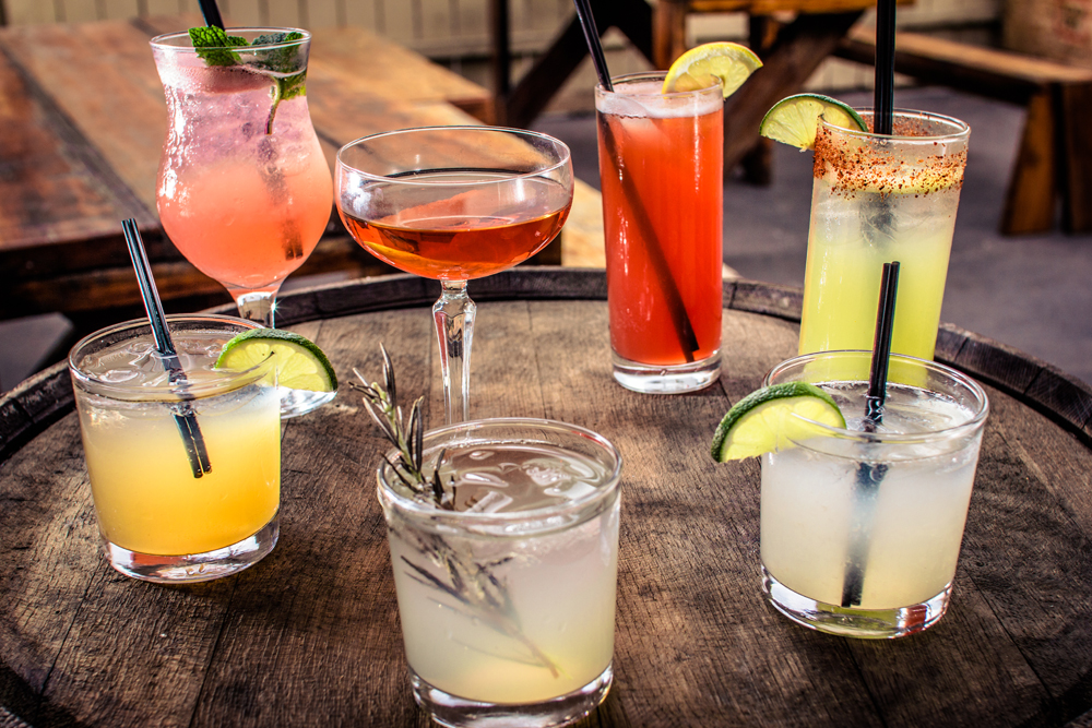 10 Of The Best LA Happy Hours; Happy Hour Cocktails