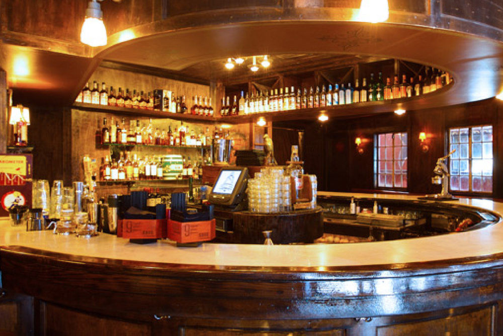 Awesome Whiskey Bars: The Thirsty Crow